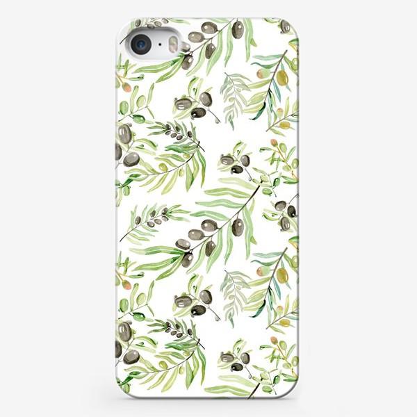 Чехол iPhone «Итальянские оливки»