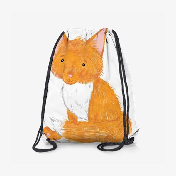 Рюкзак «Милый лисёнок»