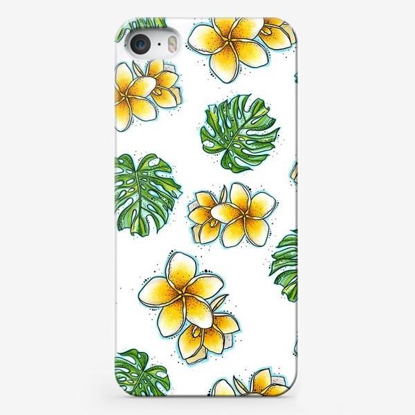 Чехол iPhone «Тропическое лето»