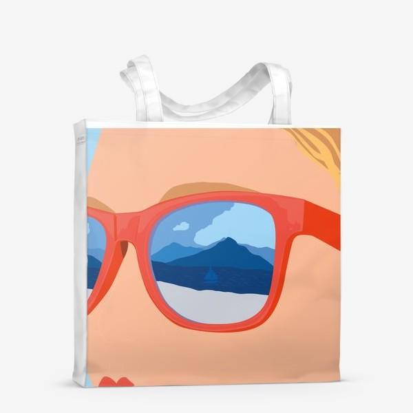 Сумка-шоппер «Summer girl»