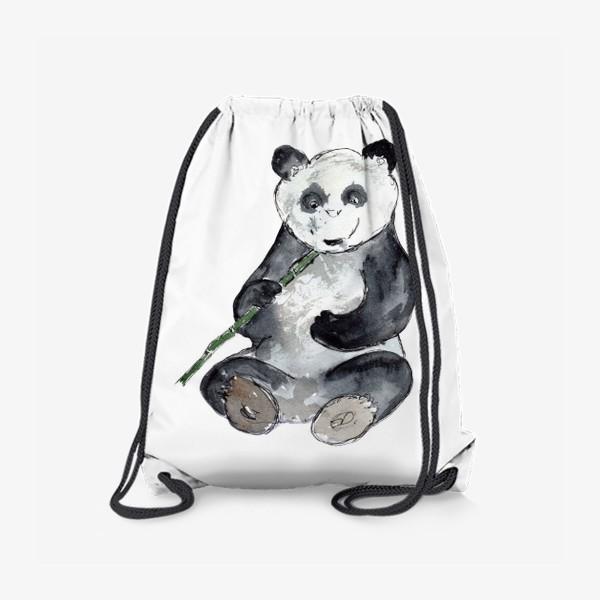 Рюкзак «Панда. Улыбнись.»