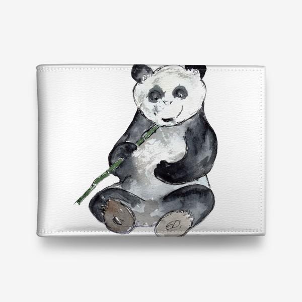 Кошелек «Панда. Улыбнись.»