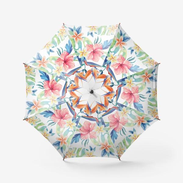 Зонт «Тропический паттерн»