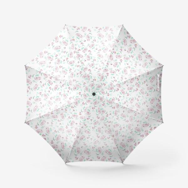 Зонт «Цветы с моего сада»