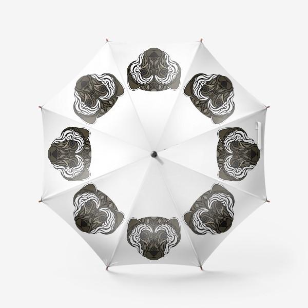 Зонт «Тотемная Росомаха»