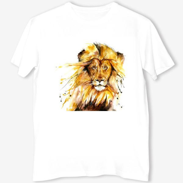 Футболка «Лев»