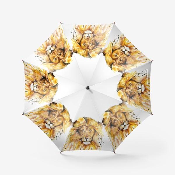 Зонт «Лев»