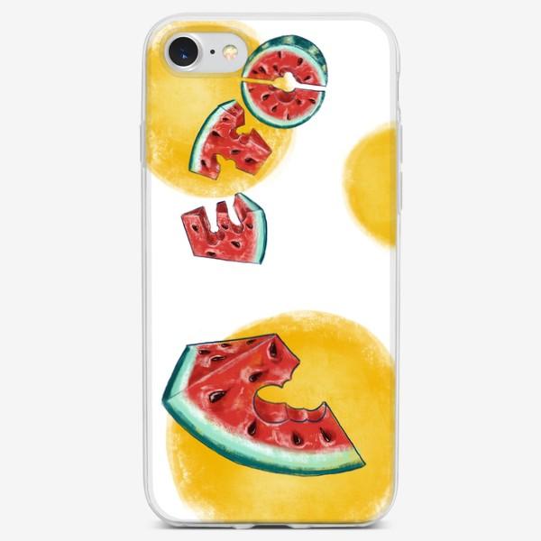 Чехол iPhone «Лето»