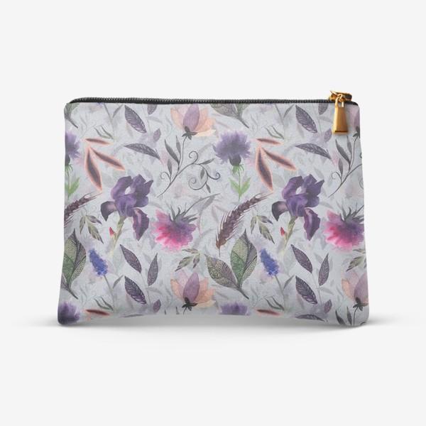 Косметичка «Flower pattern»