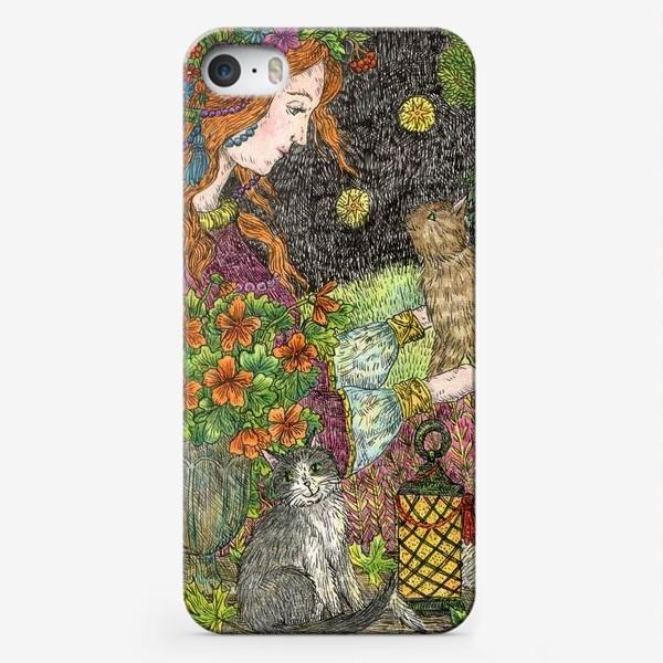 Чехол iPhone «Прекрасная осенняя сказка»