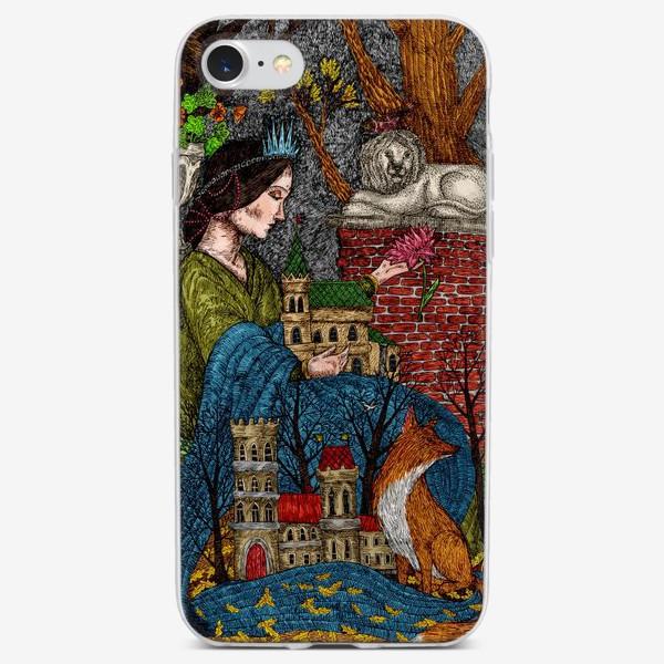 Чехол iPhone «Сказочная история»