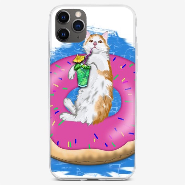 Чехол iPhone «Жизнь удалась! »