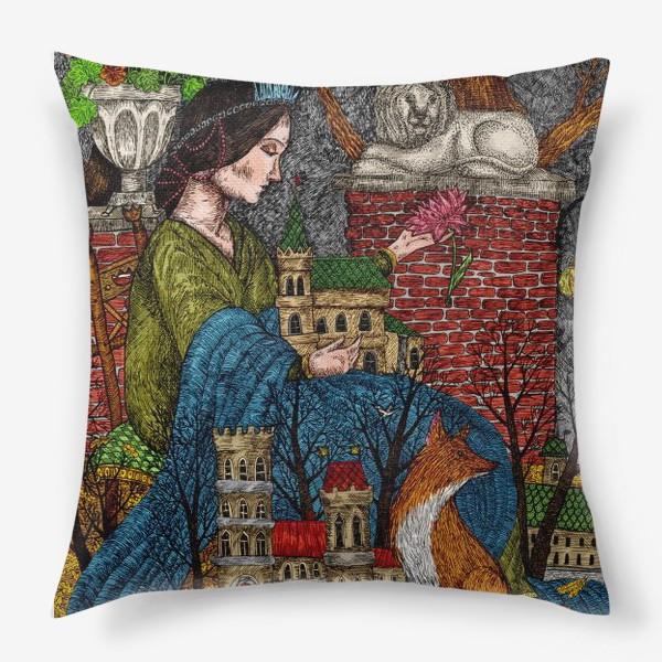 Подушка «Сказочная история»