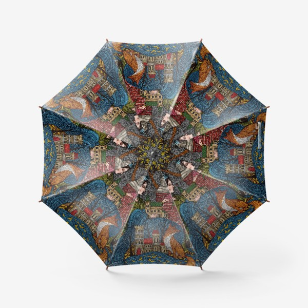 Зонт «Сказочная история»