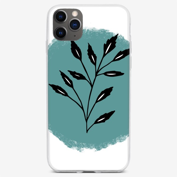 Чехол iPhone «Herb»