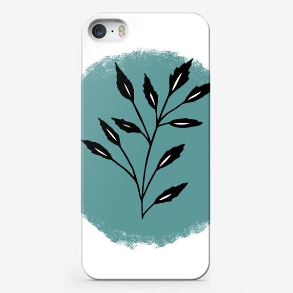 Чехол iPhone «Herb»