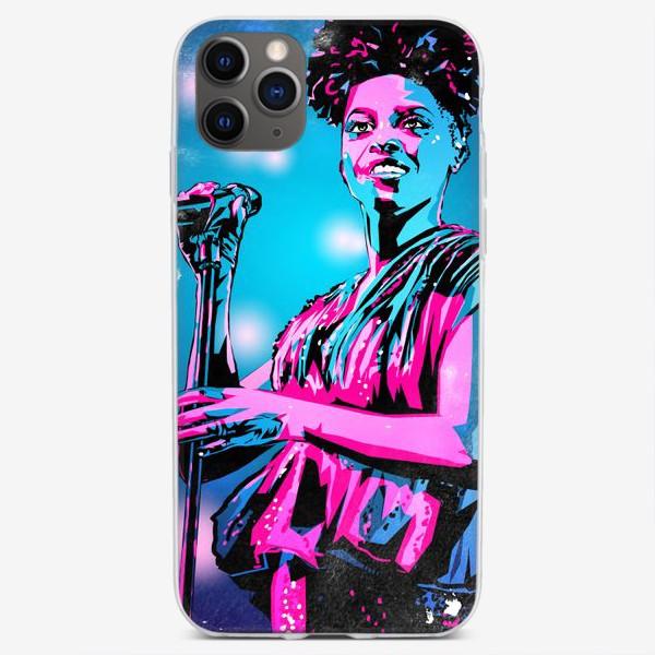 Чехол iPhone «Skye Edwards»