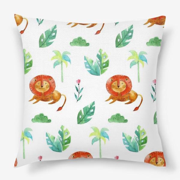 Подушка «Сафари»