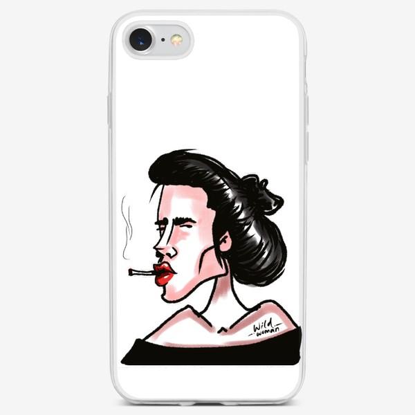 Чехол iPhone «шальная»