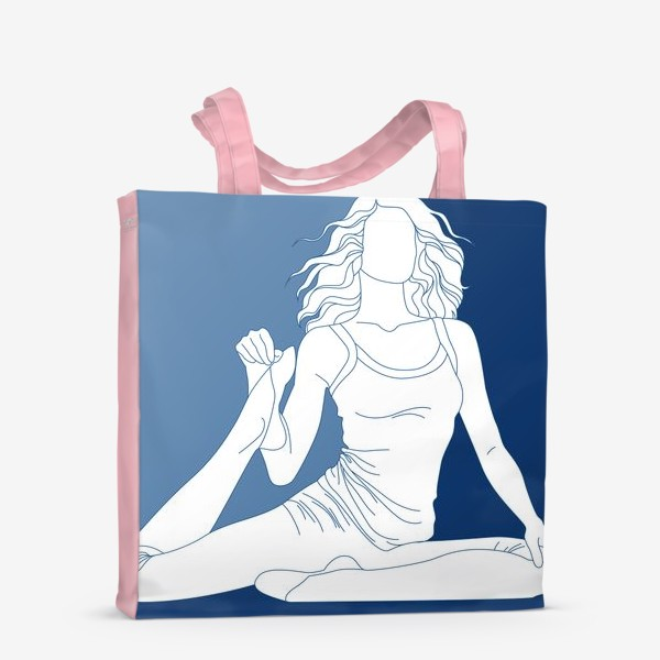 Сумка-шоппер «Гармония души и тела»