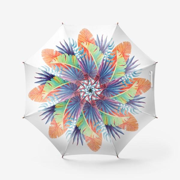 Зонт «Яркие тропики»