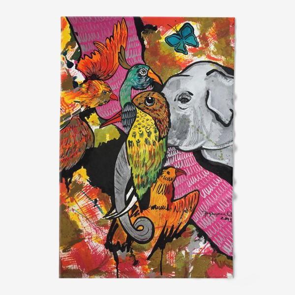Полотенце «Животные»