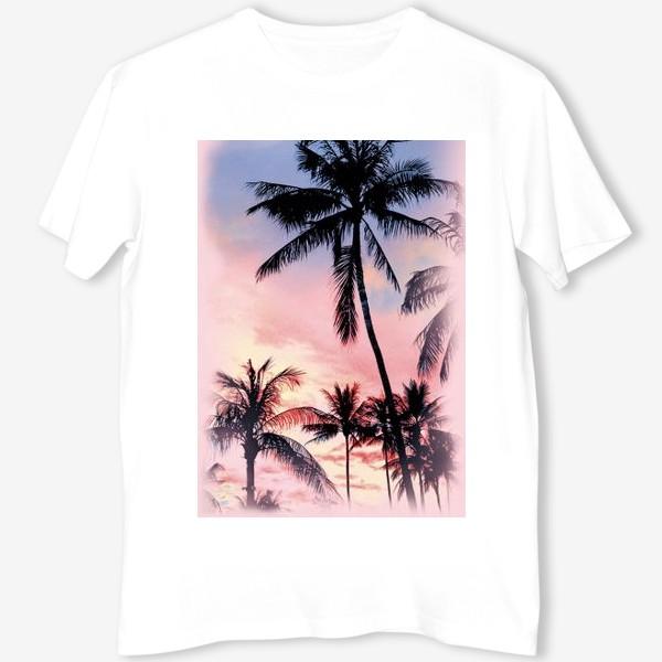 Футболка «Пальмы»