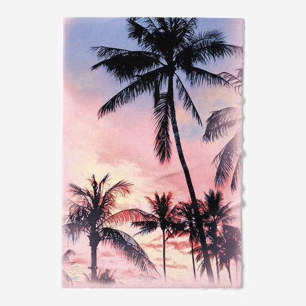 Полотенце «Пальмы»