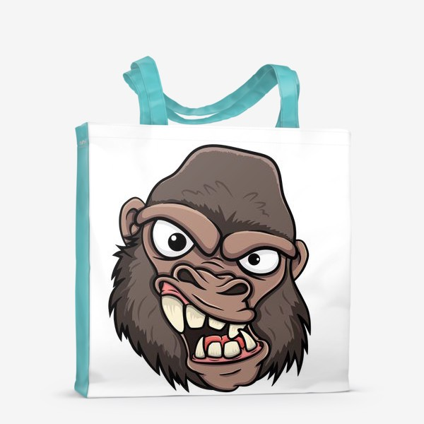 Сумка-шоппер «горилла»