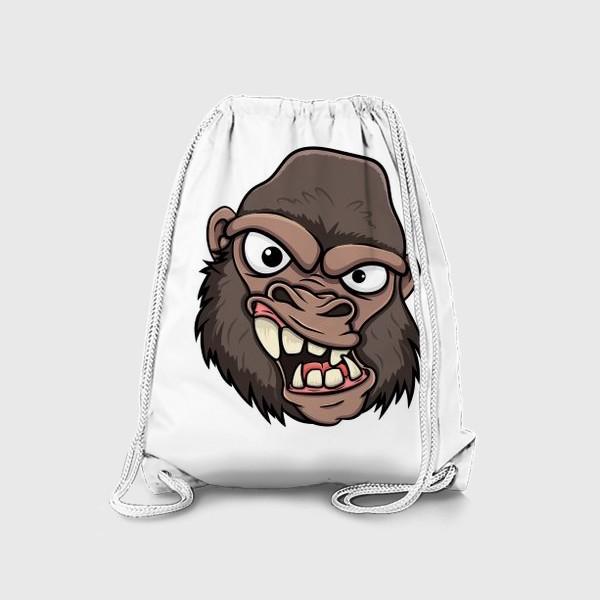 Рюкзак «горилла»