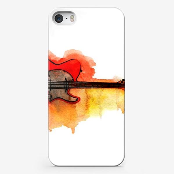 Чехол iPhone «Гитара»