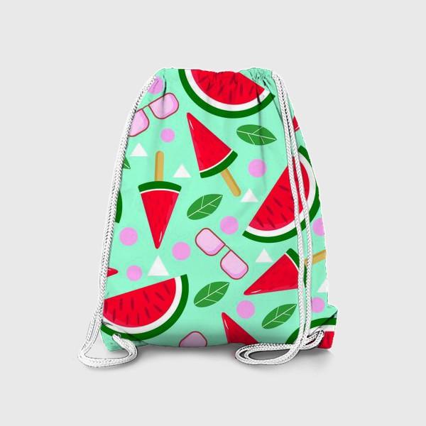 Рюкзак «Арбузное лето»
