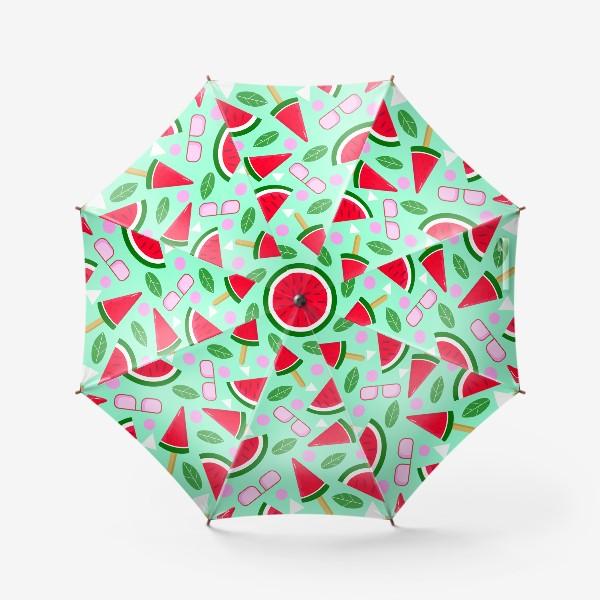 Зонт «Арбузное лето»