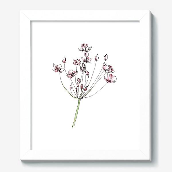 Картина «Цветочное лето»
