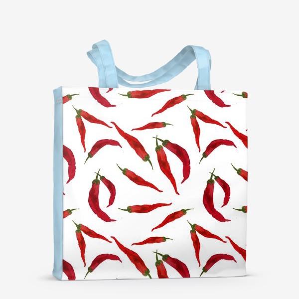 Сумка-шоппер «Красный  перец»