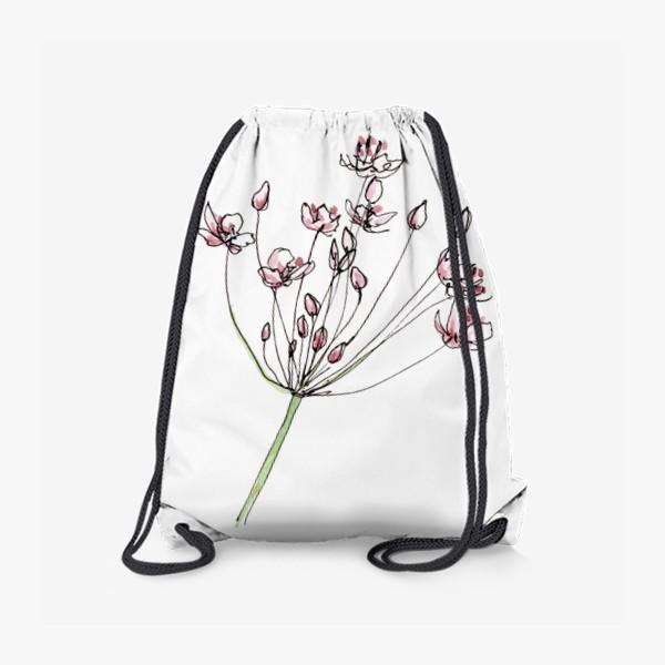 Рюкзак «Цветочное лето»