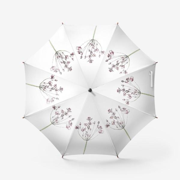 Зонт «Цветочное лето»