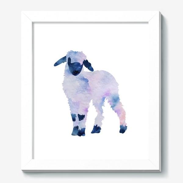 Картина «Космический барашек»