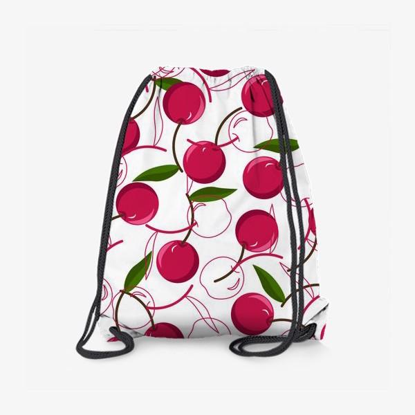 Рюкзак «Вишневый бум»