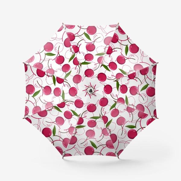 Зонт «Вишневый бум»
