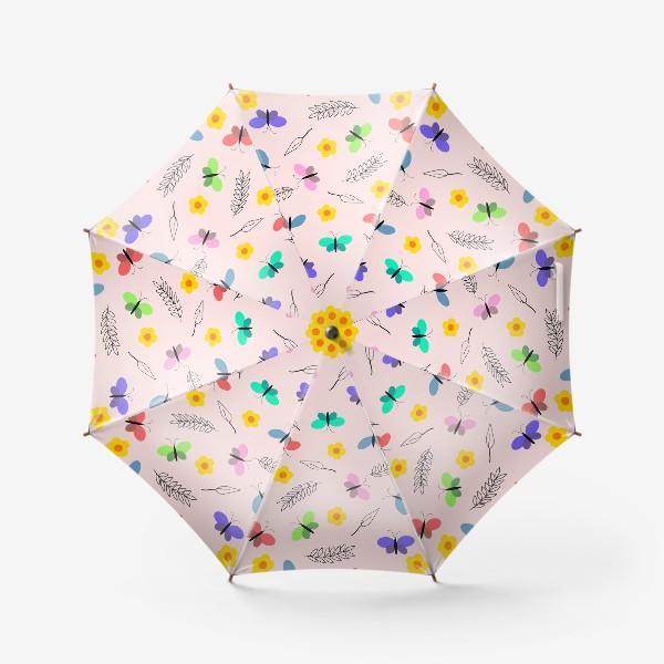 Зонт «Бабочки»