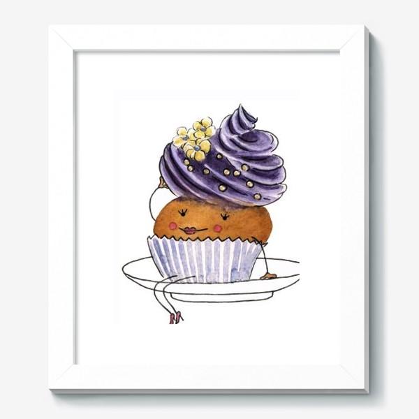 Картина «Пирожное»