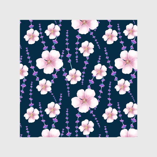 Шторы «цветы»