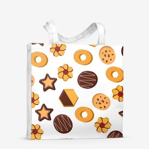 Сумка-шоппер «Печенье»