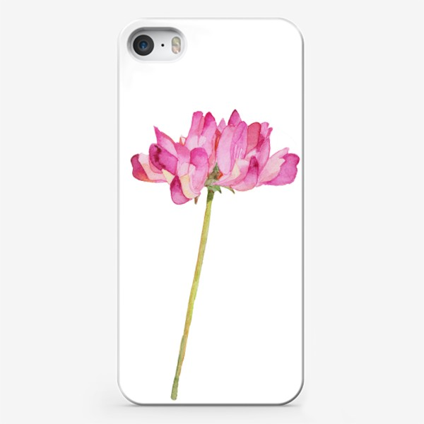Чехол iPhone «Цветок полевой»