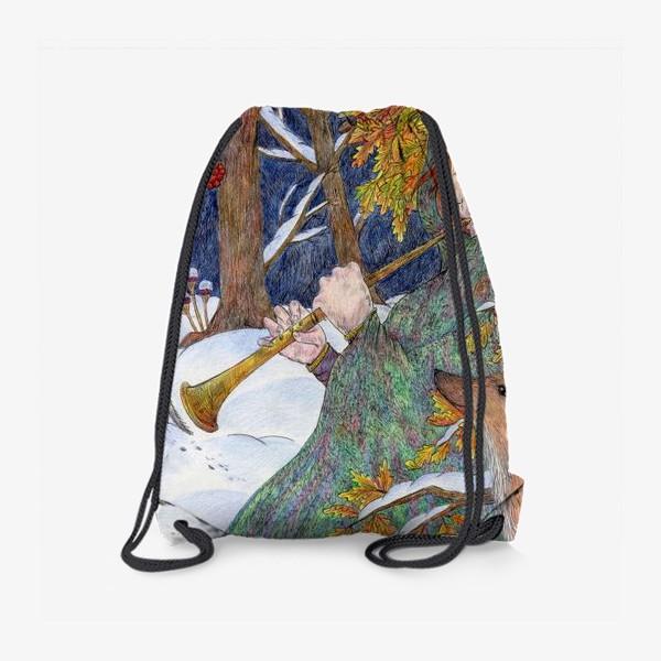 Рюкзак «Старая добрая сказка»