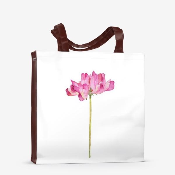 Сумка-шоппер «Цветок полевой»