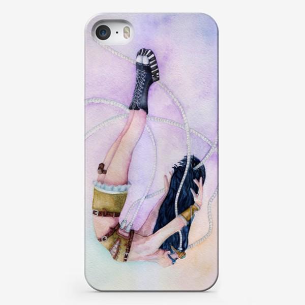 Чехол iPhone «фантастика киберпанк»