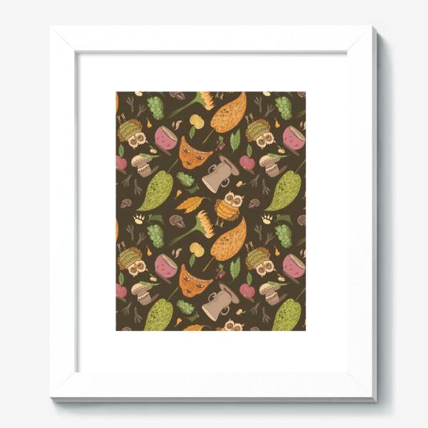 Картина «Уютная осень»