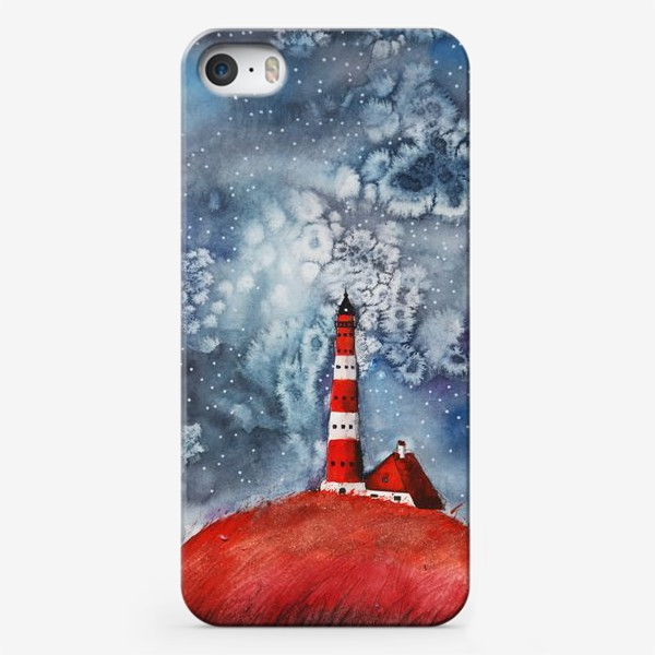 Чехол iPhone «Ночной маяк»
